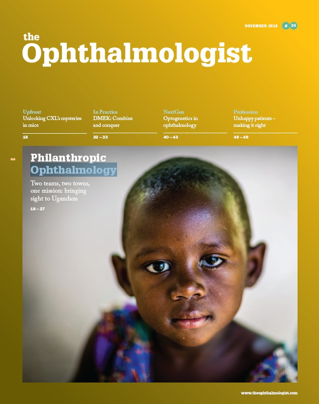 The Ophthalmologist